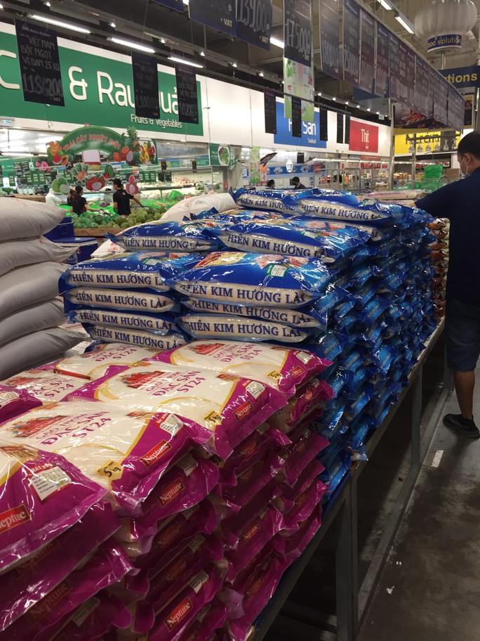 Bình Dương: Không để thực phẩm khan hiếm, tăng giá đột biến trong mọi tình huống - Ảnh 2.