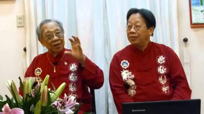 Hào hứng với cuộc thi Tìm hiểu về GS-TS Trần Văn Khê - Ảnh 2.