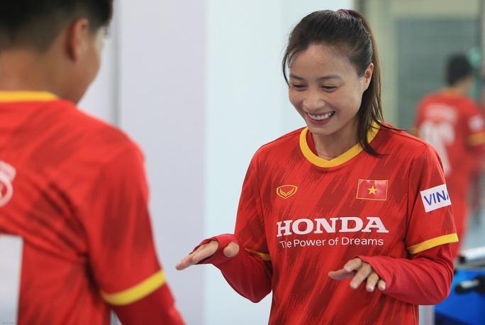 HLV Mai Đức Chung nói về việc tìm nhân tố mới cho bóng đá nữ - Ảnh 4.