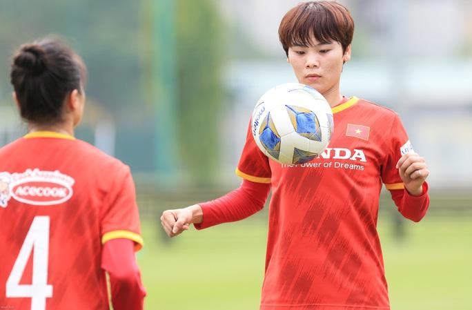 HLV Mai Đức Chung nói về việc tìm nhân tố mới cho bóng đá nữ - Ảnh 10.
