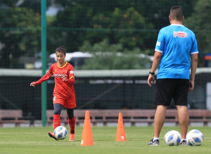 HLV Mai Đức Chung nói về việc tìm nhân tố mới cho bóng đá nữ - Ảnh 8.