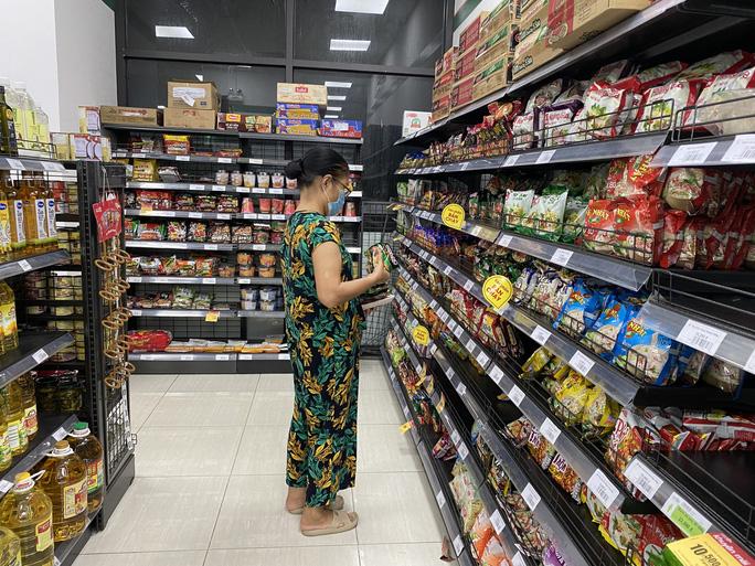 Hà Nội cung ứng đủ hàng hoá, khuyến cáo người dân không đi mua tích trữ - Ảnh 3.