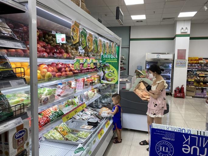 Hà Nội cung ứng đủ hàng hoá, khuyến cáo người dân không đi mua tích trữ - Ảnh 7.