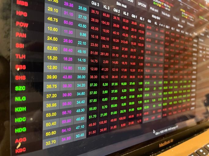Chứng khoán lại giảm sâu, cổ phiếu Bách Hóa Xanh rớt gần 12.000 đồng - Ảnh 1.