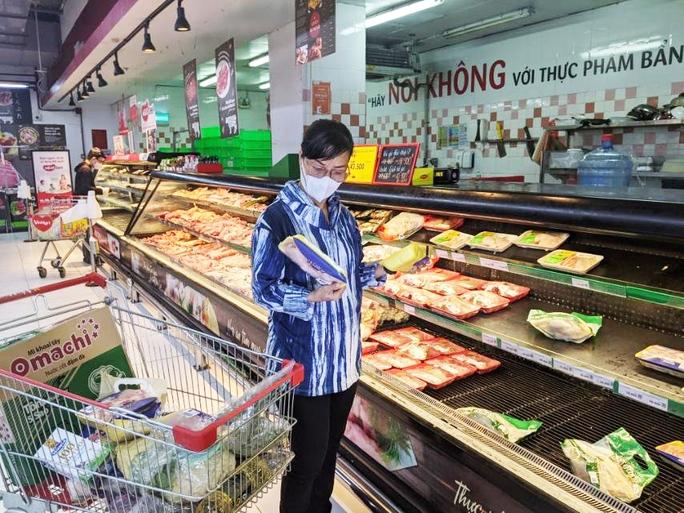 Đến cuối ngày 2-7: TP HCM tái mở cửa 5 cửa hàng tiện lợi, 3 siêu thị - Ảnh 1.