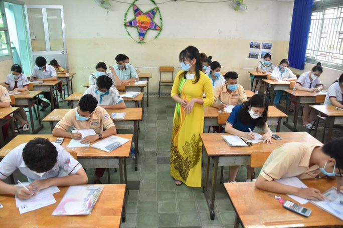 Hơn 3.300 học sinh TP HCM chưa thi tốt nghiệp - Ảnh 1.