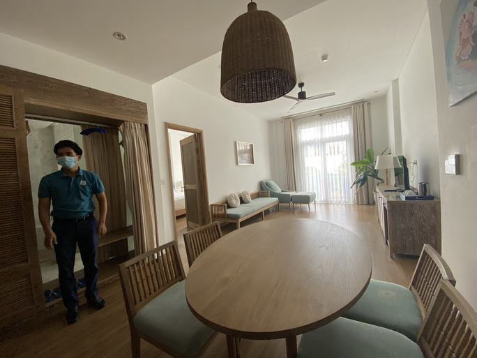 Đà Nẵng bố trí khách sạn miễn phí cho hơn 600 người từ TP HCM trở về - Ảnh 2.