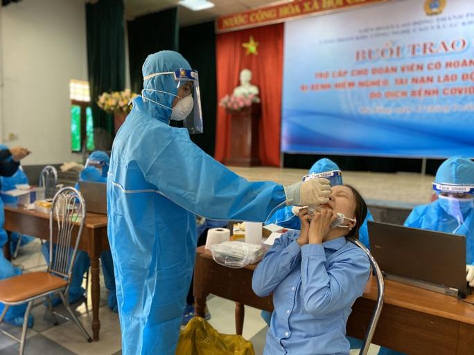 Đà Nẵng phát hiện 2 chuỗi lây nhiễm mới chưa rõ nguồn lây - Ảnh 1.