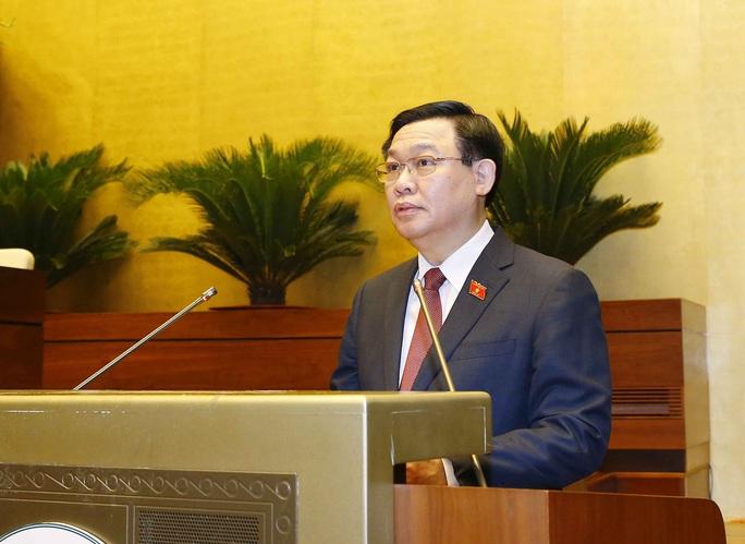 Đề cử ông Vương Đình Huệ làm Chủ tịch Quốc hội khoá XV - Ảnh 1.