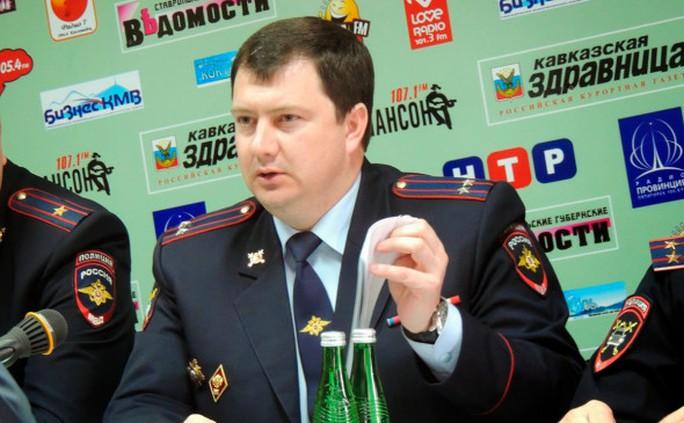 Nga bắt giữ cảnh sát giao thông sở hữu biệt thự như cung điện - Ảnh 1.