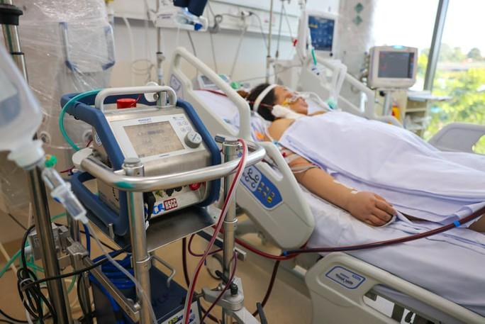 Rà soát lượng oxy trong bệnh viện, không để khan hiếm oxy y tế - Ảnh 2.