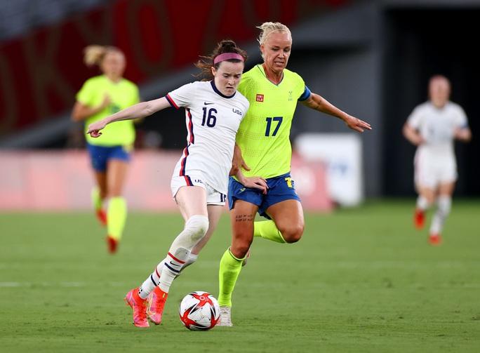 Đương kim vô địch World Cup nữ thua sốc ngày ra quân Olympic Tokyo 2020 - Ảnh 4.