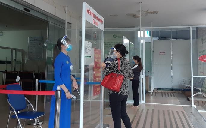 Bệnh viện đa khoa Thiện Hạnh khám bệnh trở lại sau khi tạm dừng - Ảnh 1.