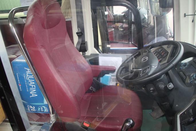 Quảng Nam đưa xe đón đồng hương, mang theo 100 tấn nông sản hỗ trợ TP HCM - Ảnh 12.