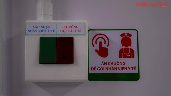 Toàn cảnh Bệnh viện dã chiến số 5 ở Thuận Kiều Plaza trước ngày hoạt động - Ảnh 10.