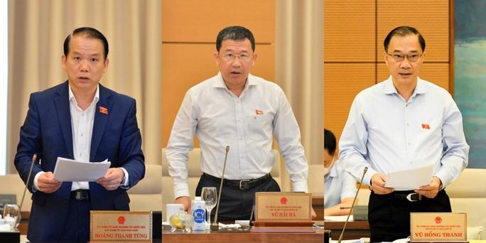 Danh sách 9 Chủ nhiệm các Uỷ ban của Quốc hội vừa được bầu - Ảnh 2.