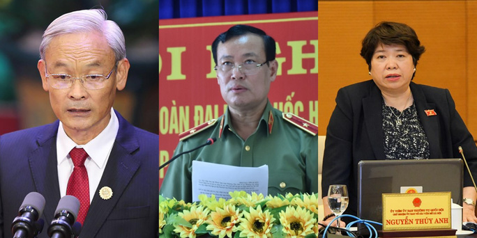 Danh sách 9 Chủ nhiệm các Uỷ ban của Quốc hội vừa được bầu - Ảnh 3.