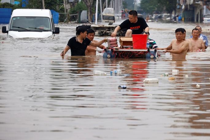 Trung Quốc: Hồi chuông cảnh báo từ mưa lũ - Ảnh 1.