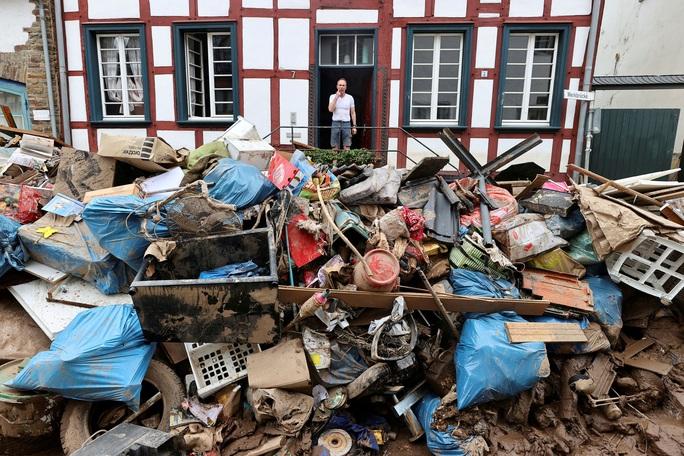 Thư từ Đức: Đức đẩy nhanh tái thiết sau thiên tai mưa lũ - Ảnh 1.