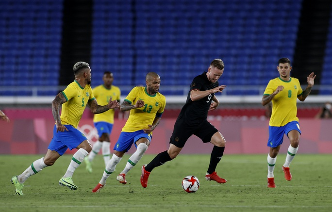 Olympic Tokyo: Brazil đánh bại Đức, Argentina thua sốc Úc - Ảnh 3.