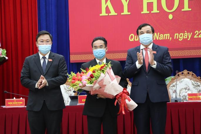 Ông Trần Anh Tuấn được bầu làm Phó Chủ tịch UBND tỉnh Quảng Nam - Ảnh 1.