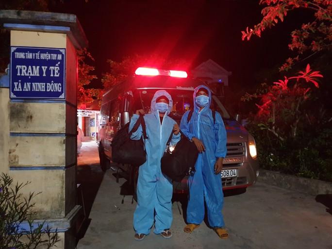 Xác minh vụ 4 ngư dân đi bộ từ Ninh Thuận về Phú Yên - Ảnh 3.