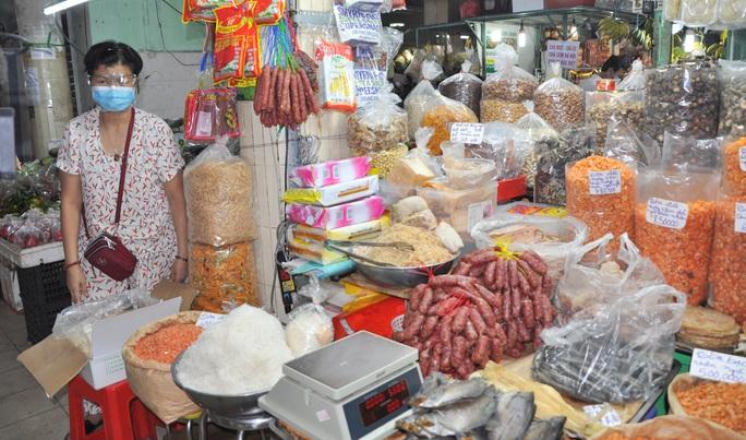 TP Thủ Đức và nhiều quận, huyện đã đóng hết chợ truyền thống - Ảnh 1.