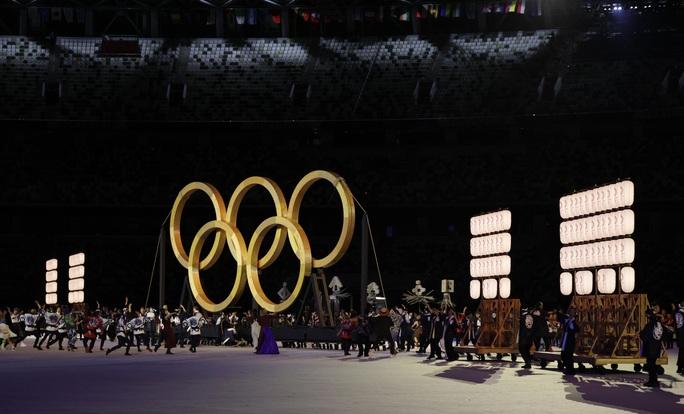 Khai mạc Olympic Tokyo 2020: Đoàn kết để thành công - Ảnh 5.