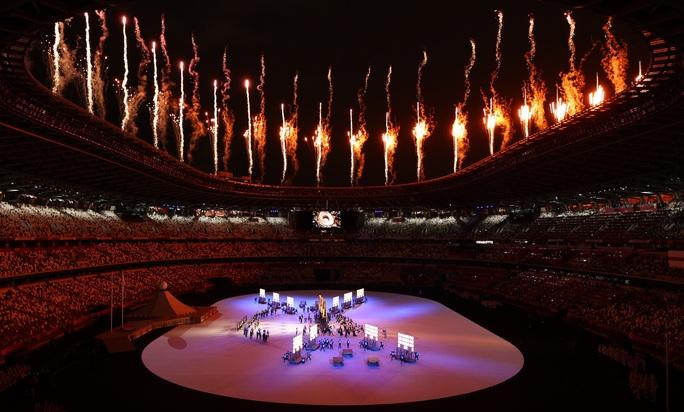 Khai mạc Olympic Tokyo 2020: Đoàn kết để thành công - Ảnh 4.