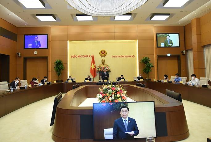 Quốc hội sẽ quyết nghị về phòng, chống Covid-19 cho phép Chính phủ chủ động xử lý - Ảnh 2.
