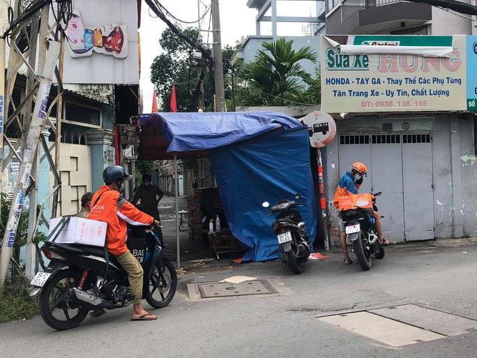 TP HCM: Phát hiện thêm chuỗi lây nhiễm SARS-CoV-2 ở khu dân cư quận Bình Thạnh - Ảnh 1.
