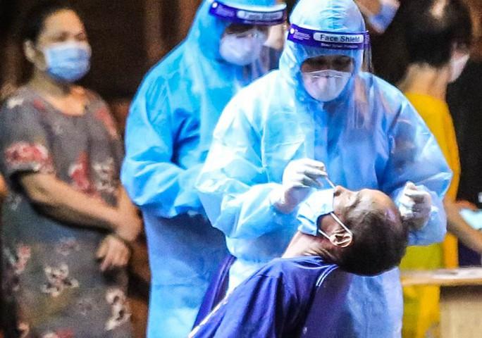 Ngày 23-7, ghi nhận 7.307 ca mắc Covid-19, 2.115 người khỏi bệnh - Ảnh 2.
