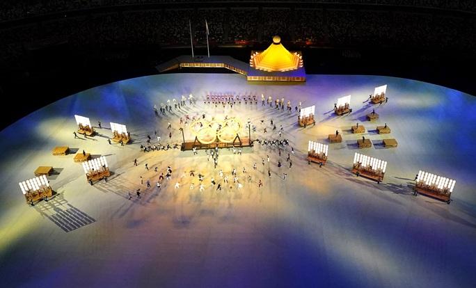 Khai mạc Olympic Tokyo 2020: Đoàn kết để thành công - Ảnh 6.