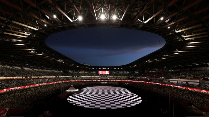 Khai mạc Olympic Tokyo 2020: Đoàn kết để thành công - Ảnh 3.