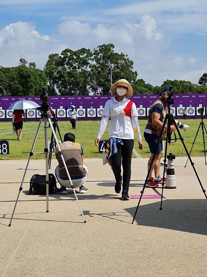 Olympic Tokyo ngày 23-7: Ánh Nguyệt, Phi Vũ lỡ cơ hội tranh đôi hỗn hợp - Ảnh 2.