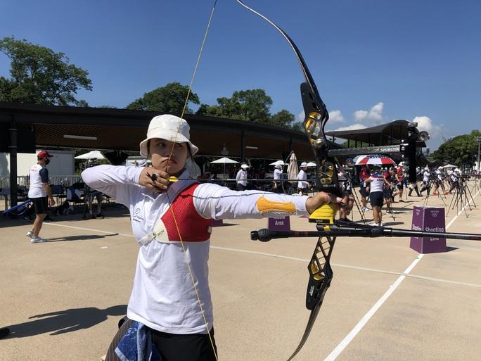 Olympic Tokyo ngày 23-7: Ánh Nguyệt, Phi Vũ lỡ cơ hội tranh đôi hỗn hợp - Ảnh 1.