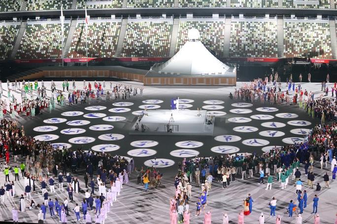 Khai mạc Olympic Tokyo 2020: Đoàn kết để thành công - Ảnh 20.