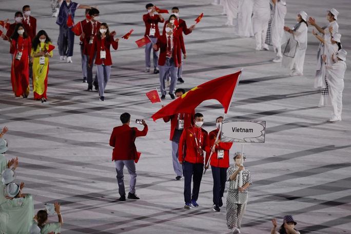 Khai mạc Olympic Tokyo 2020: Đoàn kết để thành công - Ảnh 13.