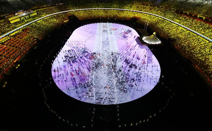 Khai mạc Olympic Tokyo 2020: Đoàn kết để thành công - Ảnh 21.