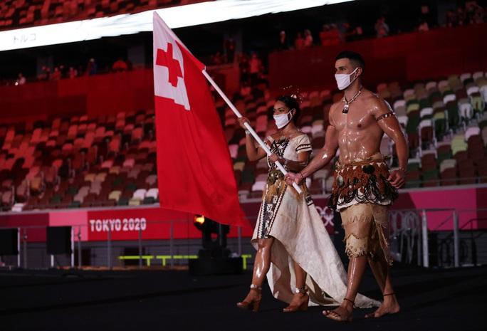 Khai mạc Olympic Tokyo 2020: Đoàn kết để thành công - Ảnh 11.