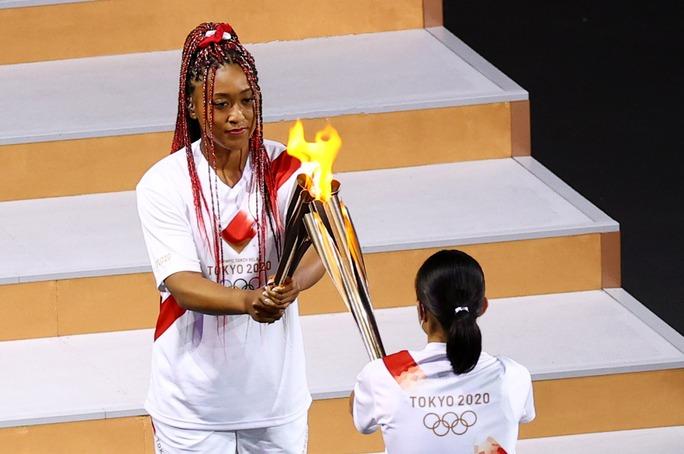 Khai mạc Olympic Tokyo 2020: Đoàn kết để thành công - Ảnh 26.
