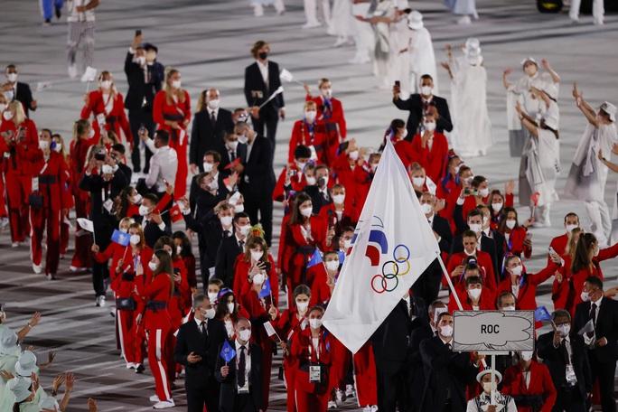 Khai mạc Olympic Tokyo 2020: Đoàn kết để thành công - Ảnh 12.