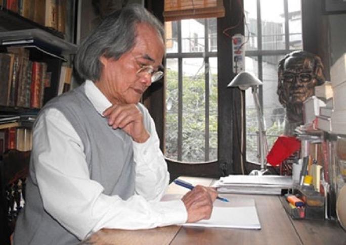 Nhà văn Sơn Tùng, tác giả Búp sen xanh, qua đời - Ảnh 1.