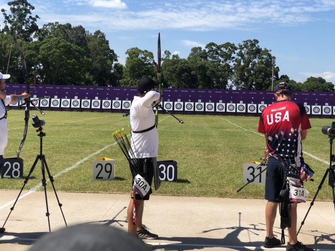 Olympic Tokyo ngày 23-7: Ánh Nguyệt, Phi Vũ lỡ cơ hội tranh đôi hỗn hợp - Ảnh 4.