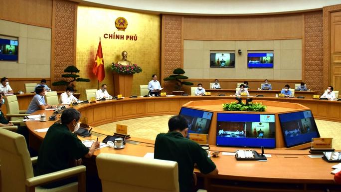 Thủ tướng chủ trì họp về cấp phép khẩn cấp vắc-xin Nanocovax - Ảnh 1.