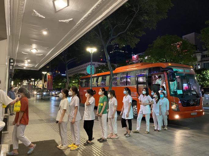 Thông tin chính thức về việc đưa đồng bào từ TP HCM về quê Phú Yên - Ảnh 2.