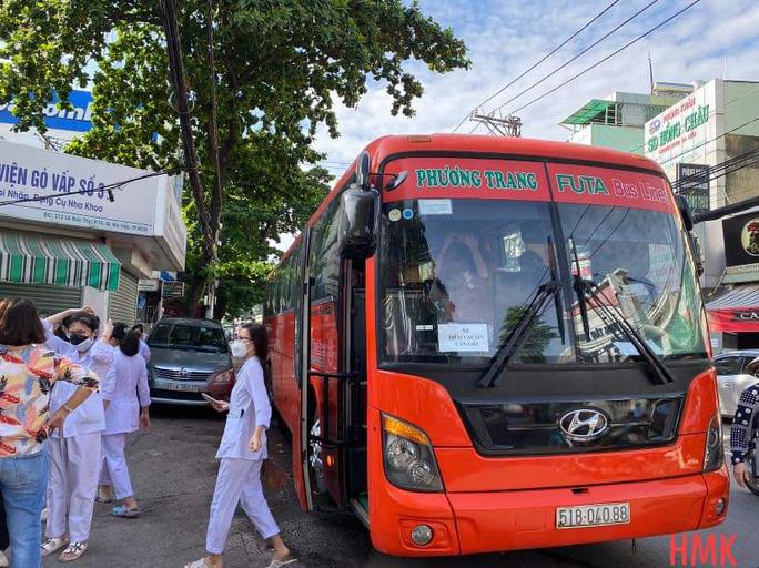 Thông tin chính thức về việc đưa đồng bào từ TP HCM về quê Phú Yên - Ảnh 1.