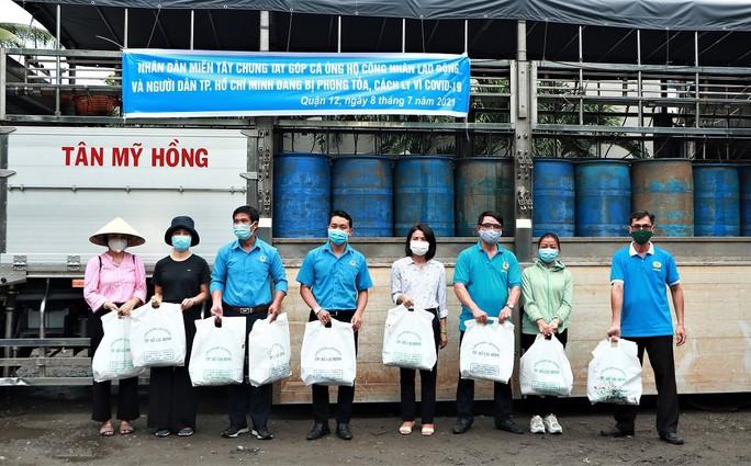 Gần 27.900 công nhân TP HCM bị phong tỏa do dịch Covid-19 - Ảnh 5.