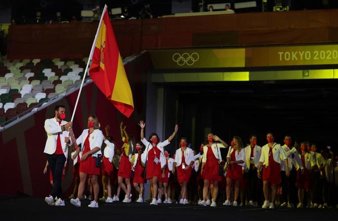 Khai mạc Olympic Tokyo 2020: Đoàn kết để thành công - Ảnh 10.
