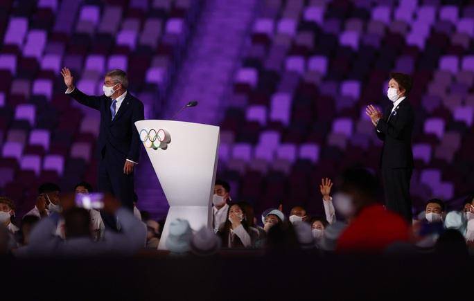 Khai mạc Olympic Tokyo 2020: Đoàn kết để thành công - Ảnh 23.